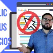Que Pasa si Le das CLIC a Tus ANUNCIOS de Google ADS