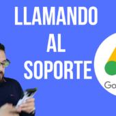 Llamando al Equipo de Soporte de Google ADS (Cliente que llama por primera vez para crear su campaña)